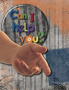 Can I help you Poster