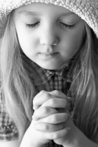 Teaching our Children to Pray (Out Loud)