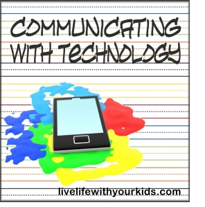 Communicating with Technology (our next unit of study)