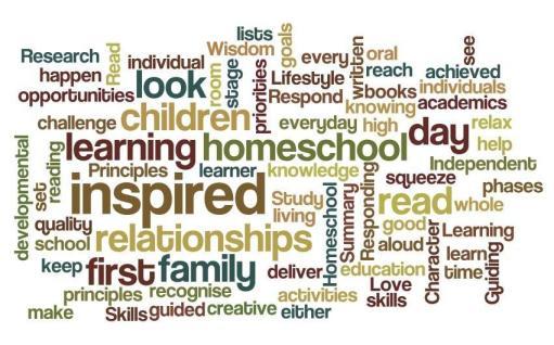 discipleship approach word cloud