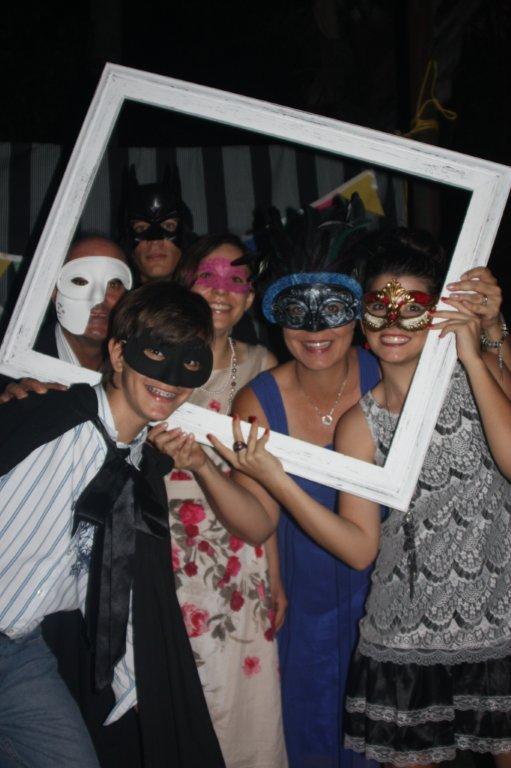 Masquerade Party or School