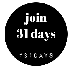 31 days button