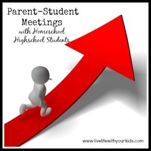parent-student meetings homeschool highschool ID-100174748 (2)