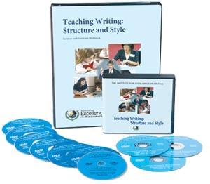 iew teaching writing