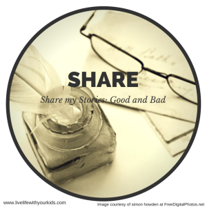 Share my stories
