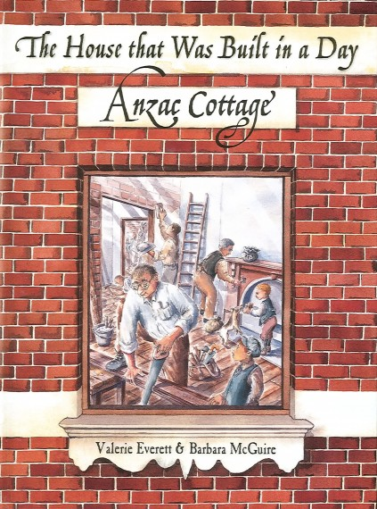 Anzac Cottage - to remember