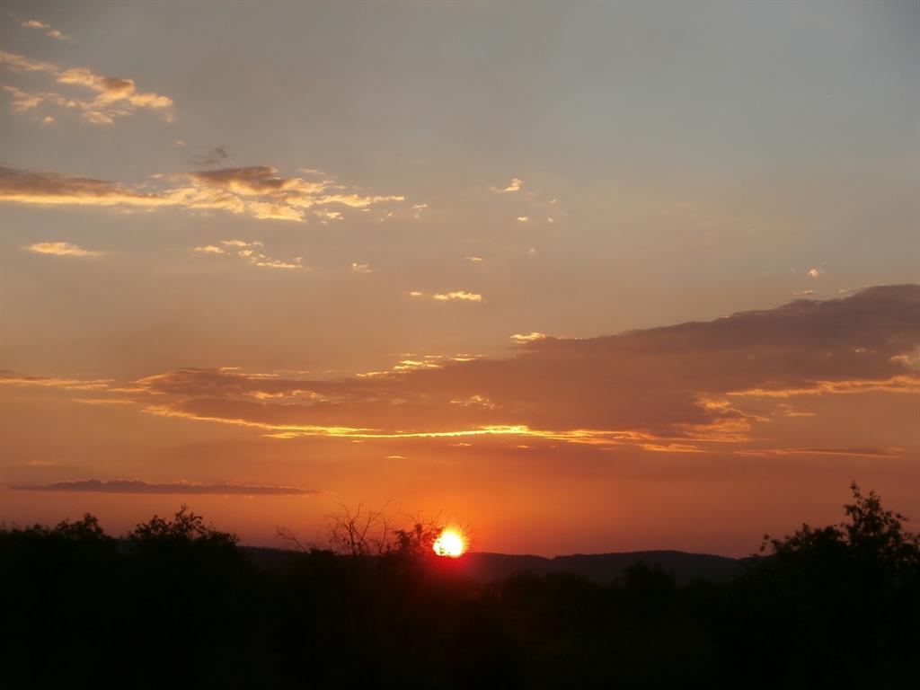Sunset photo taken by Daniel