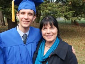 Graduating from Lachlan Macquarie Internship