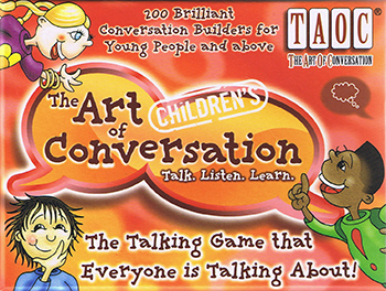 TAOC - the talking game that everyone is talking about