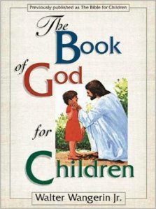 book of god for children