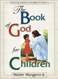 book of god for children